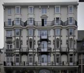 Duinkerkelaan 11, La Panne, Hotel 'Continental', étages (© T. Verhofstadt, photo 2019)
