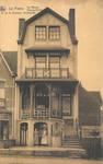 Bortierlaan 9, La Panne, Villa 'La Rieuse' (© Collection cartes postales, Yves Dumont - ARCHYVES)