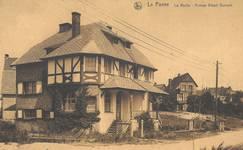 Albert Dumontlaan 18 et 20, La Panne, Villa 'La Roche' (© Collection cartes postales, Yves Dumont - ARCHYVES)