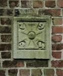 Parochiekerk Sint-Laurentius, Kemmel, première pierre (© T. Verhofstadt, photo 2001)