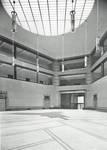 Boulevard Gustave Roullier 1, Charleroi, Université du Travail - Bâtiments d'administration (© Dumont, Dumont & Van Goethem, Quelques travaux d'architecture, [1939], p. 36)