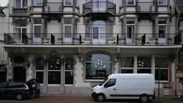 Duinkerkelaan 11, La Panne, Hotel 'Continental', rez-de-chaussée (© T. Verhofstadt, photo 2019)