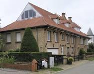 Bortierlaan 39 et Visserslaan 34, La Panne, Villa 'Pan' ou villa personnelle d'Alexis Dumont, vue depuis le Bortierlaan (© T. Verhofstadt, photo 2019)