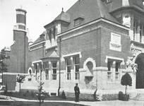 Chaussée de Tirlemont 85, Jodoigne, ancienne Ecole normale pour Jeunes Filles (© Dumont, Dumont & Van Goethem, Quelques travaux d'architecture, [1939], p. 8)