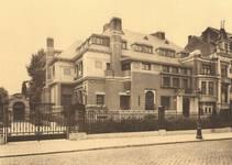 Avenue de Tervueren 245, Woluwe-Saint-Pierre (© L'Emulation, 11, 1930, planche 39)
