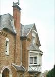 Hoge Duinenlaan 6, La Panne, Villa 'Les Sablines', façade latérale droite (© T. Verhofstadt, photo 2001)