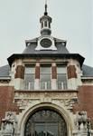 Chaussée de Tirlemont 85, Jodoigne, ancienne Ecole normale pour Jeunes Filles (© T. Verhofstadt, photo 2001)