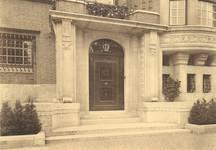 Avenue de Tervueren 245, Woluwe-Saint-Pierre (© L'Emulation, 11, 1930, planche 40)