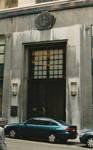 Rue Ravenstein 26-46, Bruxelles, Assurances Trieste (© T. Verhofstadt, photo 2001)