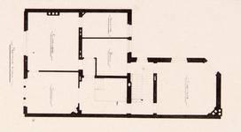 Rue De Crayer 11, Bruxelles Extension Sud, Maison Tschaggeny (© L'Emulation, 1907, pl. 12)