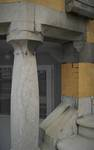 Visserslaan 42, La Panne, Villa 'Les Panicauts', détail au rez-de-chaussée (© T. Verhofstadt, photo 2019)