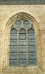 Parochiekerk Sint-Petrus, Loker, façade côté sud, fenêtre (© T. Verhofstadt, photo 2001)