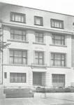 Avenue Franklin Roosevelt 158, Bruxelles Extension Sud (© Dumont, Dumont & Van Goethem, Quelques travaux d'architecture, [1939], p. 48)