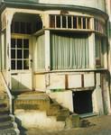 Koning Albertplein 3, La Panne, Villa 'Linette', rez-de-chaussée (© T. Verhofstadt, photo 2001)