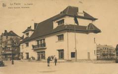 Zeedijk, La Panne, le nouveau casino d'Alexis Dumont construit en 1922 (© Collection Raymond Van Thournout)