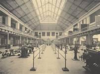 Boulevard Gustave Roulier 1, Charleroi, Université du Travail - Bâtiment Gramme, musée industriel (© L'Emulation, 6, 1913, pl. 33)