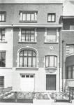 Avenue Franklin Roosevelt 160, Bruxelles Extension Sud (© Dumont, Dumont & Van Goethem, Quelques travaux d'architecture, [1939], p. 47)