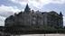 Geitenweg 5, 7, 9 et Zeedijk 81, 83, 85, 87, La Panne, ensemble de 7 villas  'Anita', 'Arc-en-ciel', 'Coup-de-Vent', 'Morning Star', 'Montreal', 'La Rafale' et 'La Falaise', dont la dernière fortement transformée (© T. Verhofstadt, photo 2019)