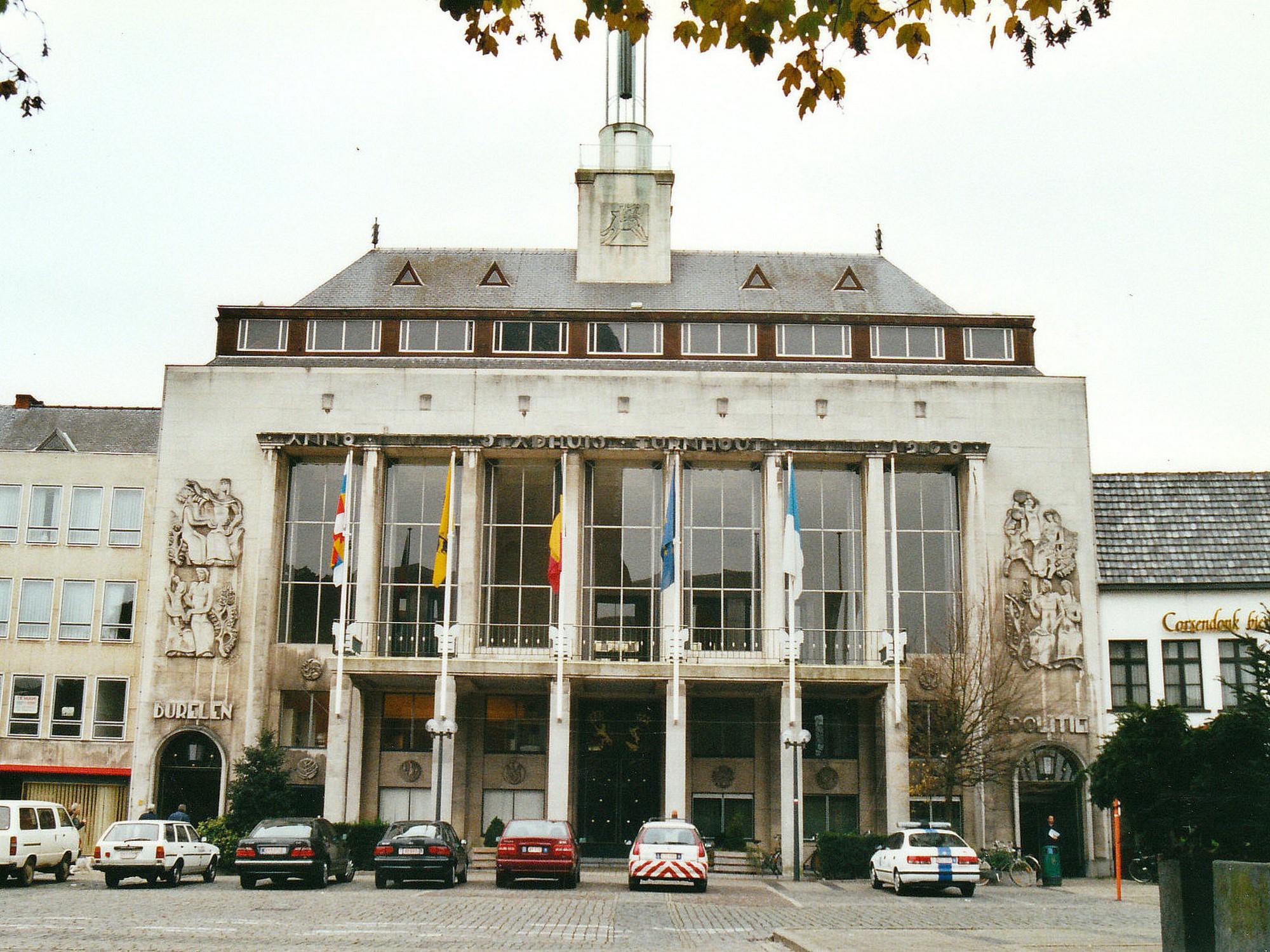 Stadhuis van Turnhout Grote Markt 1 Turnhout | Alexis Dumont